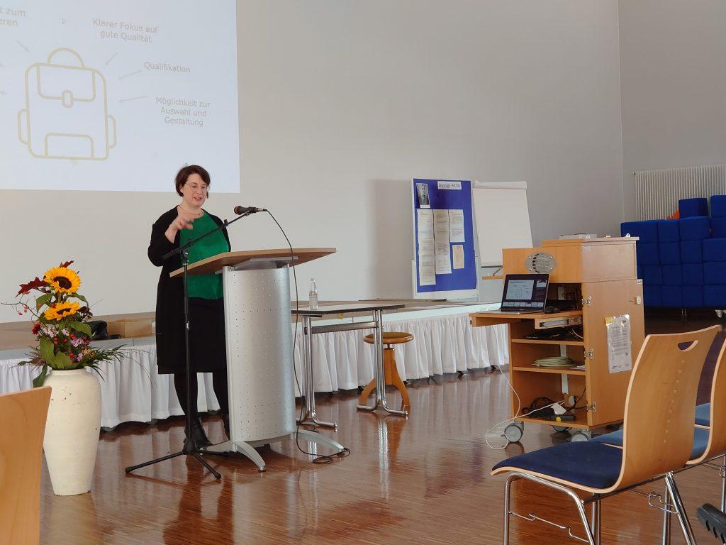 Fröbel-Fachtag in Kassel 2021